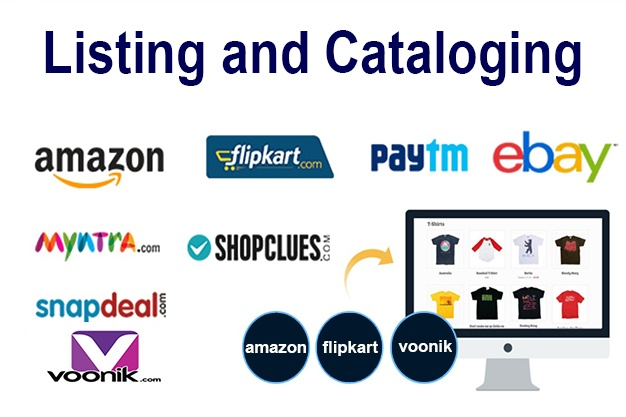 Listing & Catalog management